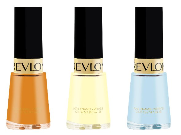 Revlon lança três cores de esmalte