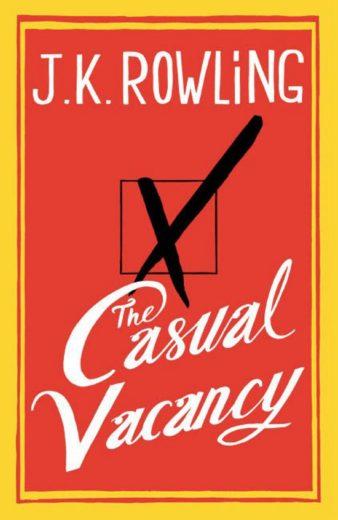 """J.K.Rowling divulga primeiro livro depois de """"Harry Potter"""""""