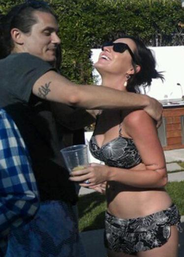Katy Perry e John Mayer passam a noite juntos! :O