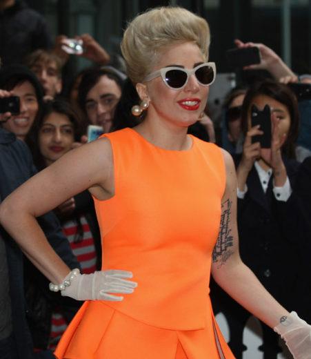 Lady Gaga sonha com um casamento para sempre