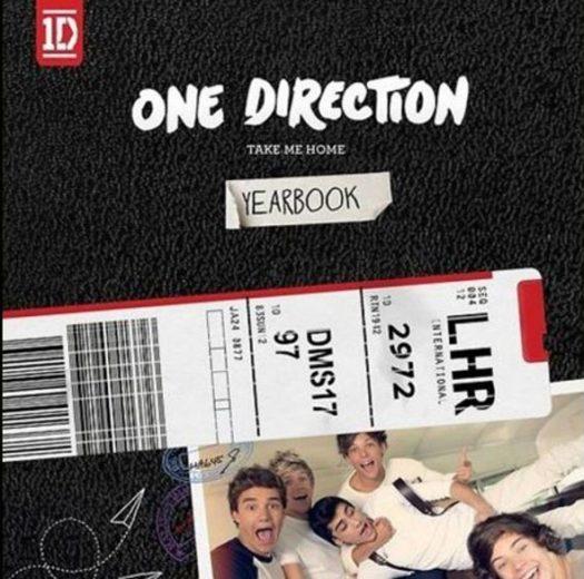 Veja a capa do novo álbum do One Direction