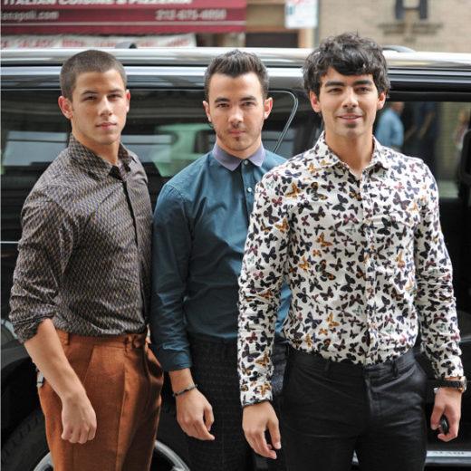 Dez motivos para amar os Jonas Brothers