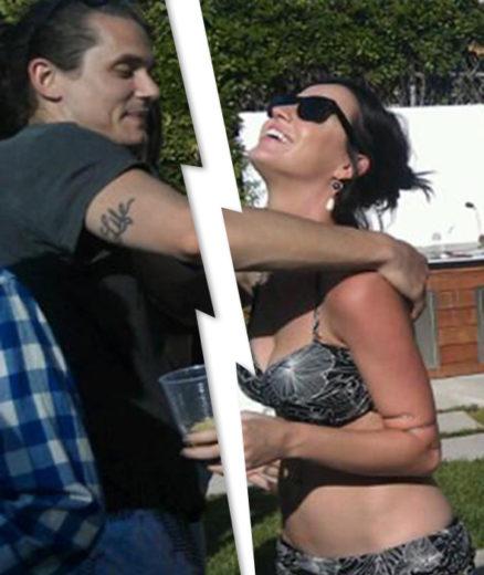 Katy Perry e John Mayer terminam namoro