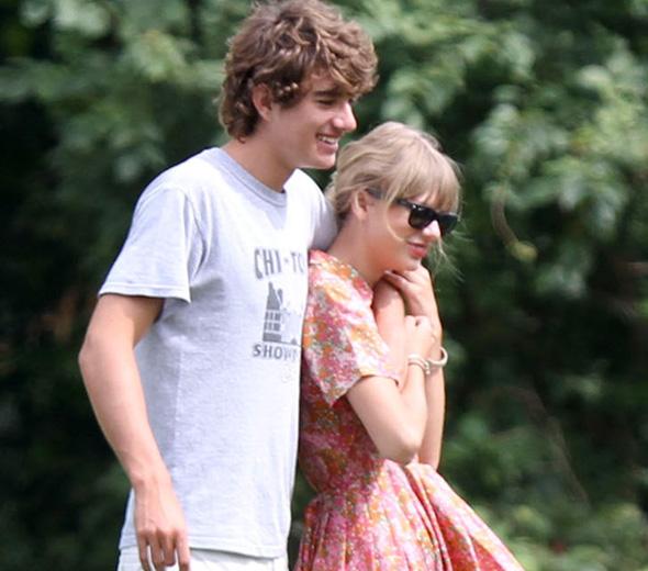 Taylor Swift está planejando se casar com Conor Kennedy