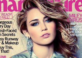 """""""Eu não me importo com o casamento"""", diz Miley Cyrus"""