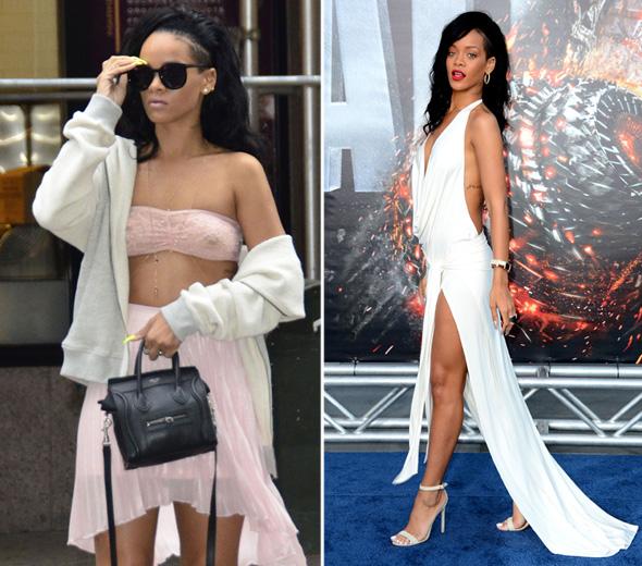 Relembre as polêmicas de Rihanna