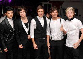 Integrantes do One Direction não vão a festa de Liam Payne