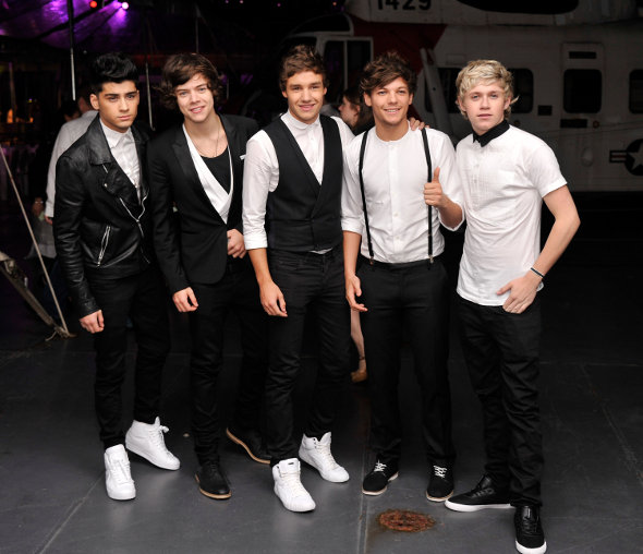 One Direction bate recordes de venda com álbum Up All Night