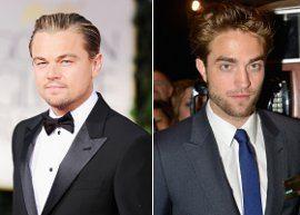 Para esquecer Kristen, DiCaprio convida Robert Pattinson para viajar