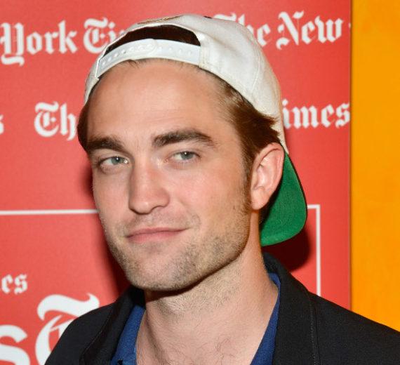 Robert Pattinson diz que é um sem-teto