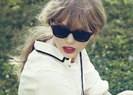 "Ouça ""We Are Never Ever Getting Back Together"", novo hit de Taylor Swift"