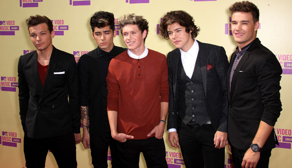 One Direction ganhou 320 milhões de reais em dois anos