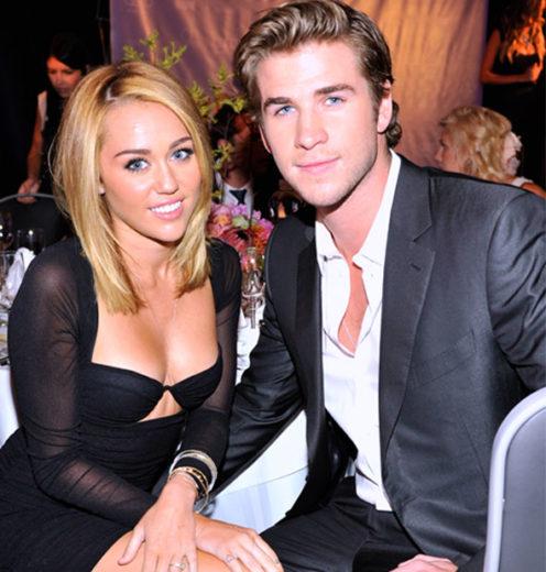 Liam Hemsworth quer que Miley Cyrus delete o twitter