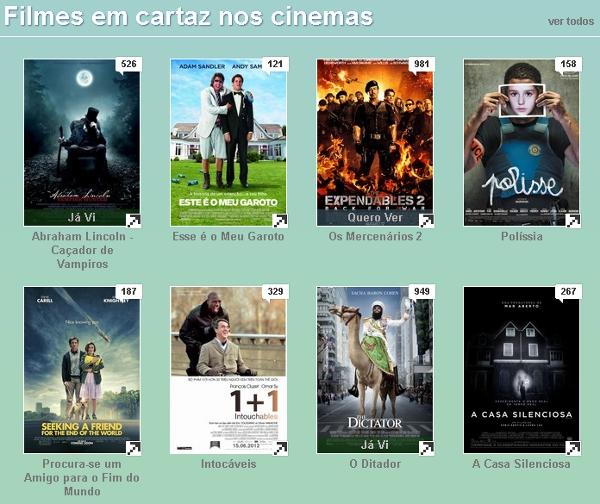 Filmow Filmes