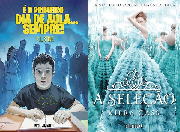 Lançamentos Editora Seguinte