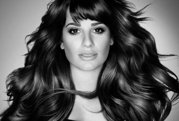 Lea Michele é o novo rosto da L'Oréal Paris