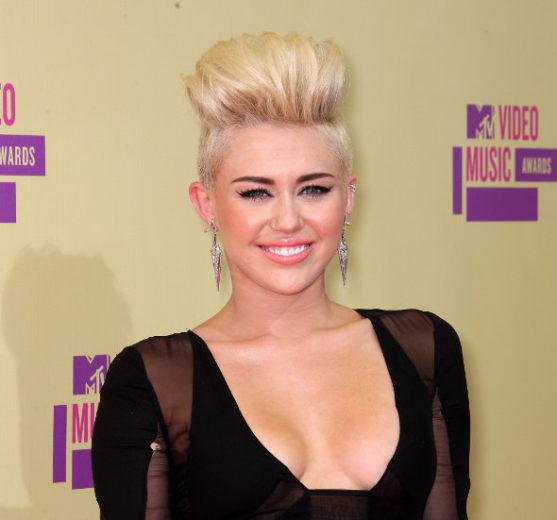Câmera de boate inocenta Miley Cyrus