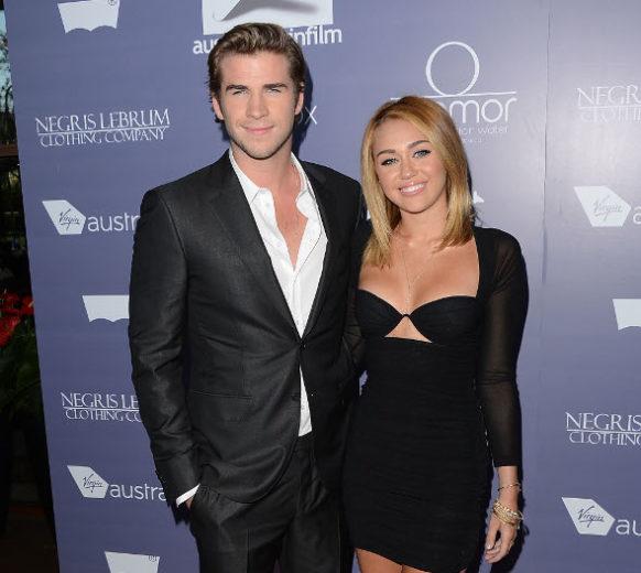 Miley Cyrus e Liam Hemsworth se envolvem em briga
