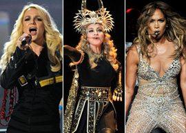 Veja a evolução das divas do pop