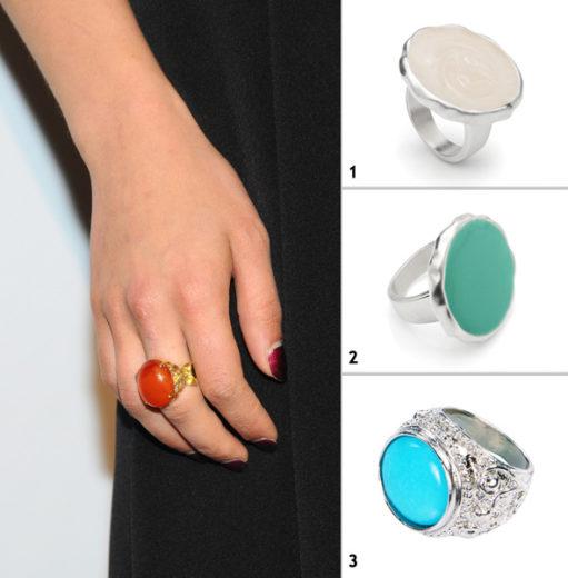 Os anéis estão em alta: escolha o seu modelo preferido