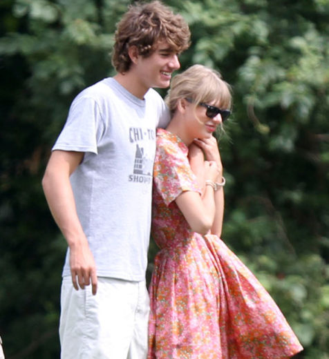 Taylor Swift e Conor Kenedy