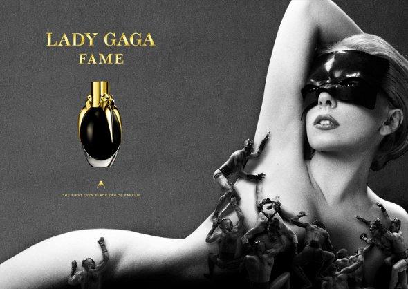 What? Lady Gaga diz que seu novo perfume cheira a sexo!
