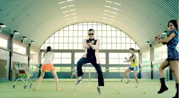 As paródias de Gangnam Style