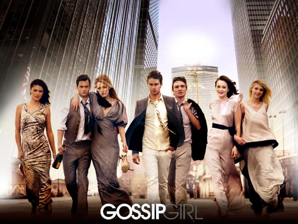 SPOILER: Veja fotos dos casamentos de Gossip Girl!