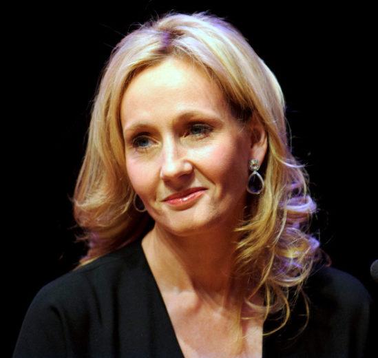 J.K. Rowling vende a casa onde escreveu Harry Potter