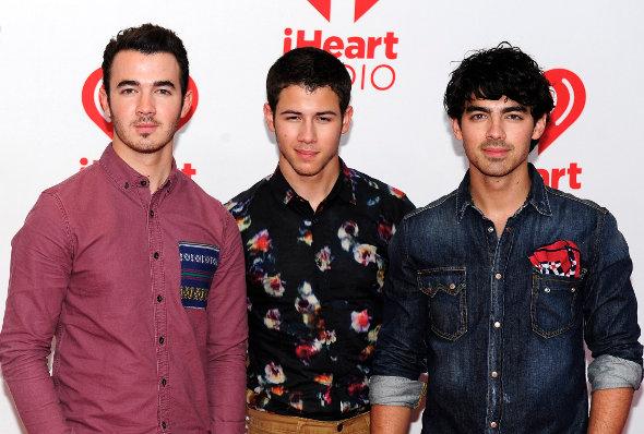 Kevin Jonas, Nick Jonas e Joe Jonas