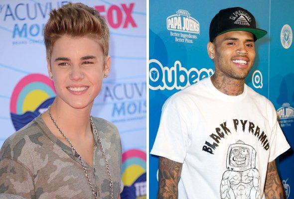 The Wanted fará parceria com Justin Bieber e Chris Brown