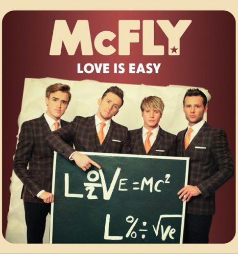 "Assista ""Love is Easy"", novo clipe do McFly"