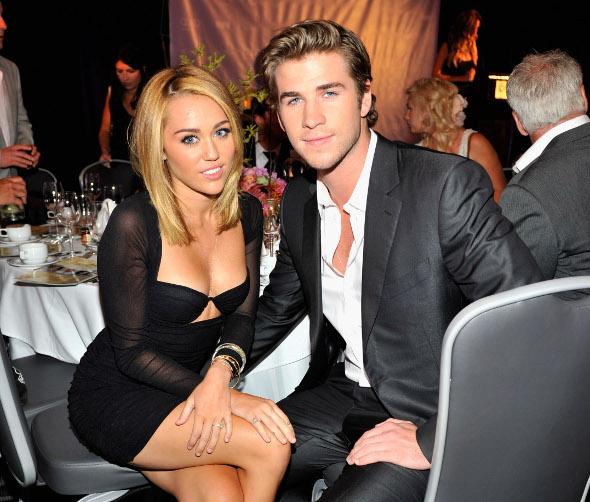 Miley Cyrus planeja três casamentos com Liam Hemsworth!