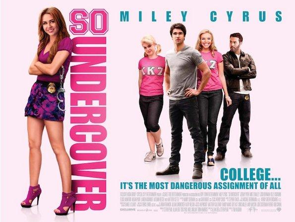 """Assista ao trailer dop novo filme de Miley Cyrus, """"A Super Agente"""""""