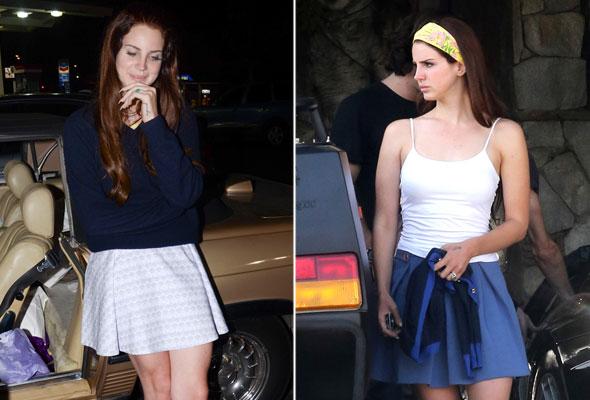 Inspire-se no estilo vintage de Lana Del Rey