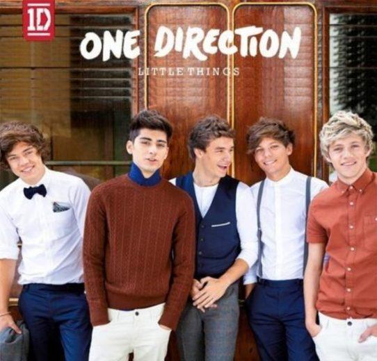 "One Direction divulga nova música: ""Little Things"""
