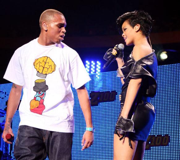 Chris Brown e Rihanna reatam o namoro!