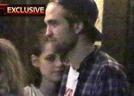 Robert Pattinson e Kristen Stewart aparecem juntos pela primeira vez após traição