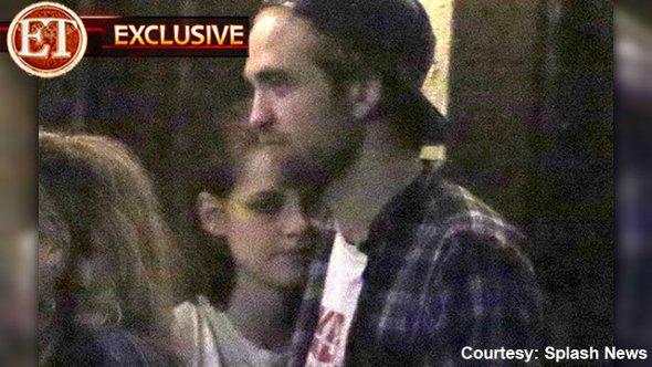 Robert Pattinson e Kristen Stewart aparecem juntos após traição