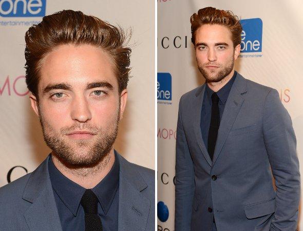Robert Pattinson é eleito o homem mais sexy do mundo