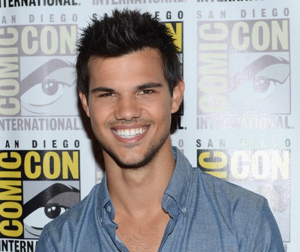 Taylor Lautner virá ao Brasil divulgar 'Amanhecer - parte 2' =D