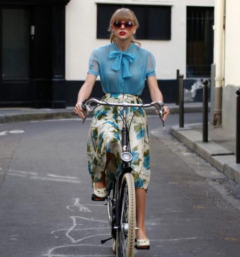 Taylor Swift grava clipe em clima de romance