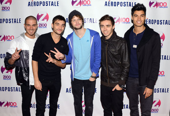 The Wanted fará parceria com Justin Bieber e Chris Brown