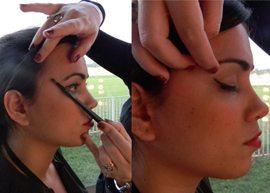 Maquiadora ensina truques para aplicar o delineador