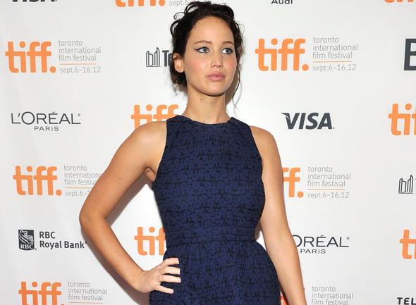 Jennifer Lawrence revela que não vai emagrecer