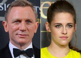 Daniel Craig e Kristen Stewart - destaque
