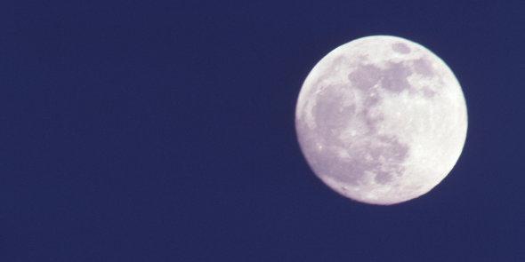 A influência dos planetas no signo - Lua