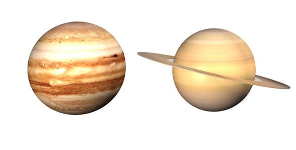 A influência dos planetas no signo  - Saturno
