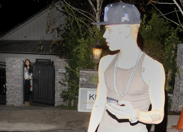Justin Bieber e Selena Gomez brigam feio durante jantar!