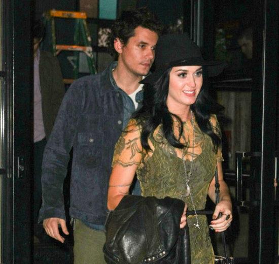 Katy Perry quer morar com John Mayer